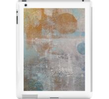 Abstract relaxation painting iPad Case/Skin