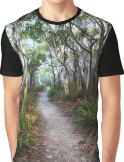 A Walk Through The Trees Graphic T-Shirt