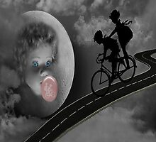 ✿♥‿♥✿COME RIDE WITH ME AND DISCOVER A WHOLE NEW WORLD PILLOW & TOTE BAG ✿♥‿♥✿ by ✿✿ Bonita ✿✿ ђєℓℓσ