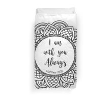 Matthew 22:28 Duvet Cover