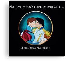 Fairy Tale 2 Canvas Print