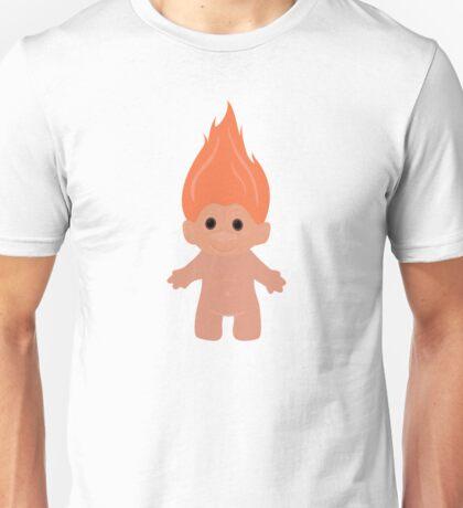 Orange Troll Unisex T-Shirt