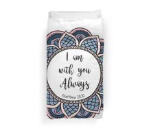 Matthew 22:28 3 Duvet Cover