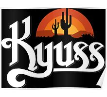 Kyuss Black Widow Stoner Queens Of The Stone Age Poster