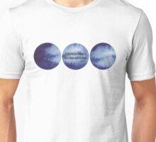 Edgar Allan Poe Quote with Mr Scratch Unisex T-Shirt