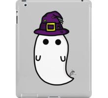 witch hat ghost iPad Case/Skin