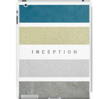 Layers of Inception Shirt iPad Case/Skin