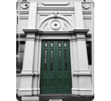 The Green Door iPad Case/Skin