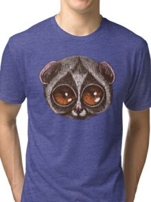 Slow Loris Tri-blend T-Shirt
