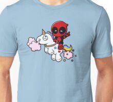 Deadpool & Unicorn Unisex T-Shirt