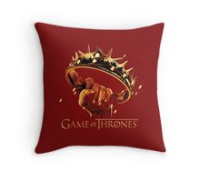 Game Of Throne Throw Pillow