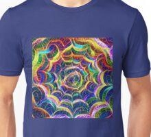 Spider web #DeepDream B Unisex T-Shirt