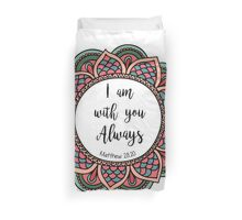 Matthew 22:28 5 Duvet Cover