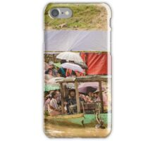 Ferry on the Chindwin 4 iPhone Case/Skin
