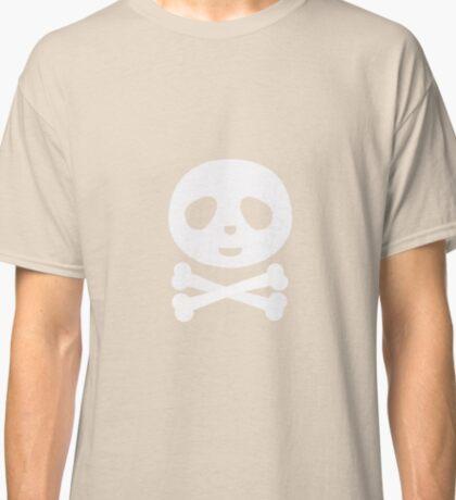 Kawaii Panda pirate skull Classic T-Shirt