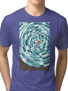 sled toast alphabet lollipop Tri-blend T-Shirt