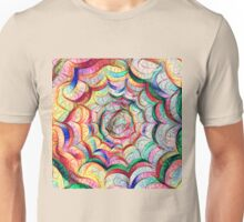 Spider web #DeepDream C Unisex T-Shirt