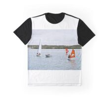 Activity in the Bay Graphic T-Shirt