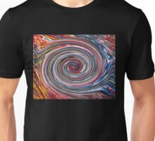 Painting Spiral   Unisex T-Shirt
