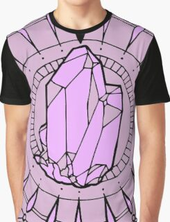 Crystal Power Graphic T-Shirt