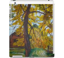 Old Country Barn iPad Case/Skin