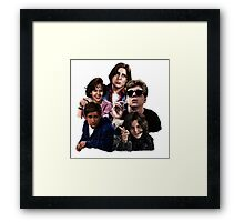 Sincerely Yours... Framed Print