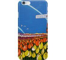 TulipTime,Netherlands. iPhone Case/Skin