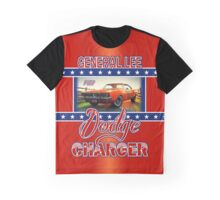 General Lee Dodge Charger 1969 Graphic T-Shirt