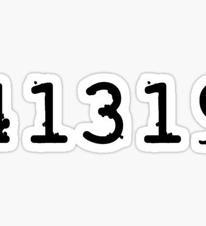 41319 - Det. Kate Beckett Sticker