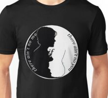 supernatural there aint no me if there aint no you winchesters sam dean j2 Unisex T-Shirt