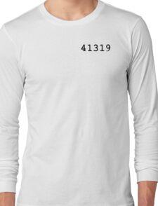41319 - Det. Kate Beckett Long Sleeve T-Shirt