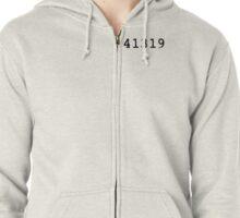 41319 - Det. Kate Beckett Zipped Hoodie