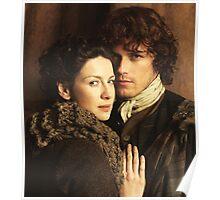 Jamie Fraser Outlander 00 Poster