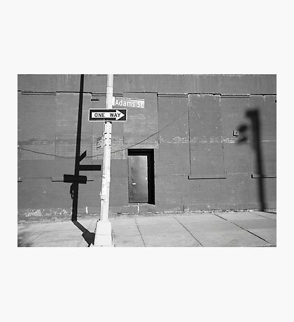 Downtown Brooklyn Photographic Print