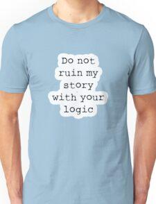What Richard Castle Said Unisex T-Shirt