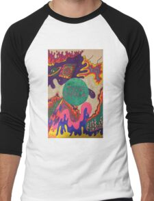 tame impala Men's Baseball ¾ T-Shirt
