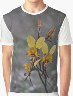 Donkey Orchid Graphic T-Shirt