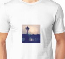 Melbourne's Yarra River at sunset Unisex T-Shirt