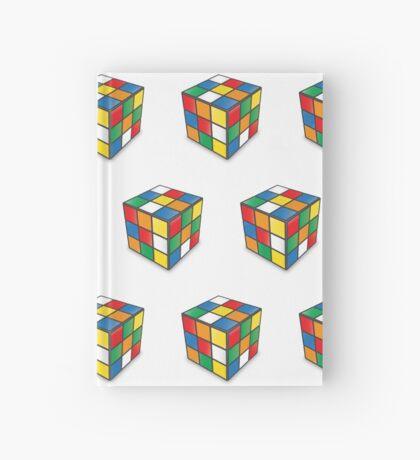 RUBIK'S_CUBE Hardcover Journal