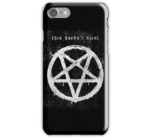 This Doesn't Djent iPhone Case/Skin