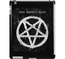 This Doesn't Djent iPad Case/Skin