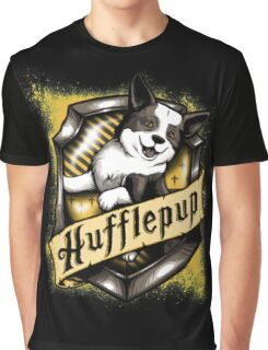 House of Hufflepup Graphic T-Shirt