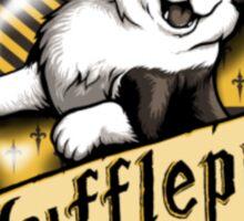 House of Hufflepup Sticker