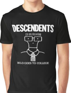 Milo Goes to College Graphic T-Shirt