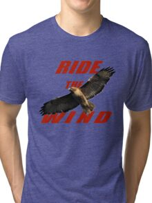 Ride The Wind Tri-blend T-Shirt