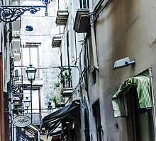 A day's shopping in Sorrento by visualimagery