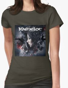 Kamelot heaven Womens Fitted T-Shirt