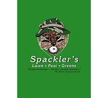 Spackler's Lawn Pest and Greens Photographic Print