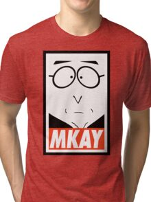 MKAY Tri-blend T-Shirt