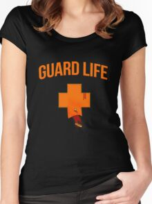 Guard Life Women's Fitted Scoop T-Shirt